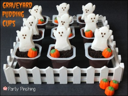 ghost-graveyard-pudding-cup-treats