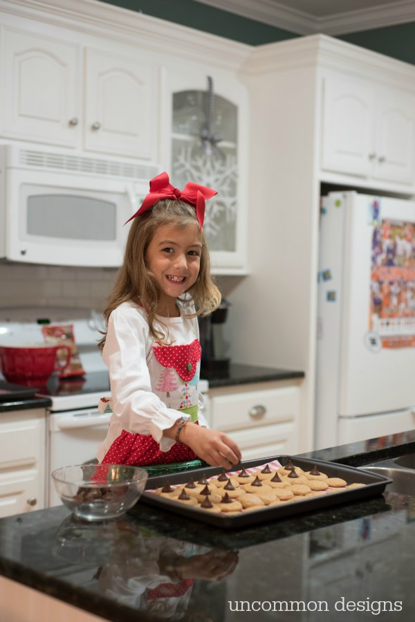 Holiday baking with the kids has never been easier!  Surprise your children with an afternoon baking something easy and delicious.  | Uncommon Designs