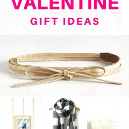 Our Favorite Valentine Gift Ideas