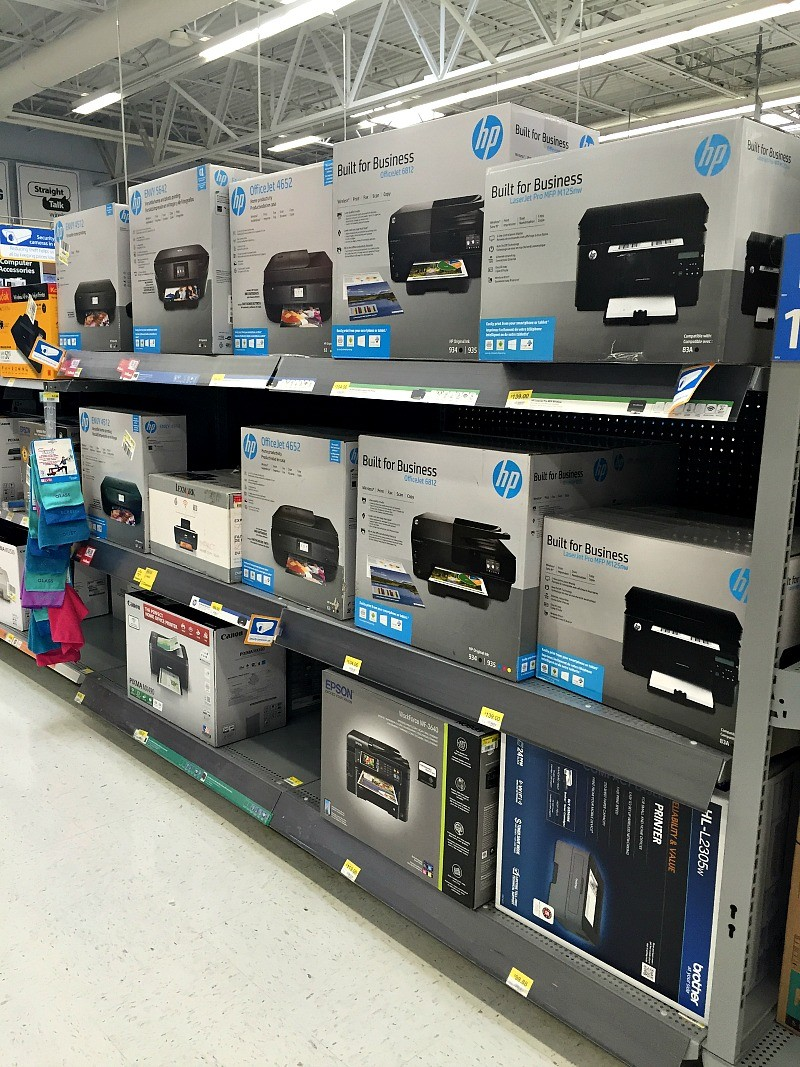 Inkjet Printers at Walmart