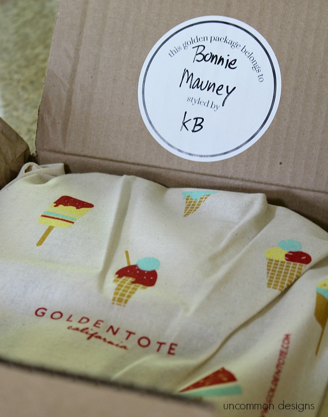 golden-tote-review-bag
