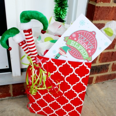 Elfing Your Neighbor A New Tradition