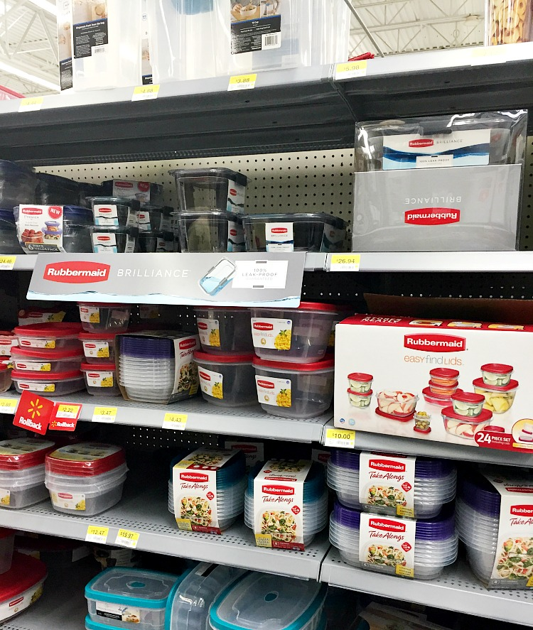 Rubbermaid Brilliance Collection
