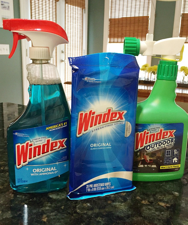 Windex Spring Cleaning