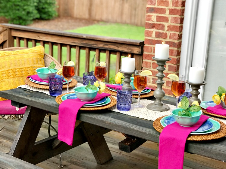 Outdoor Decor and Outdoor Dining 11
