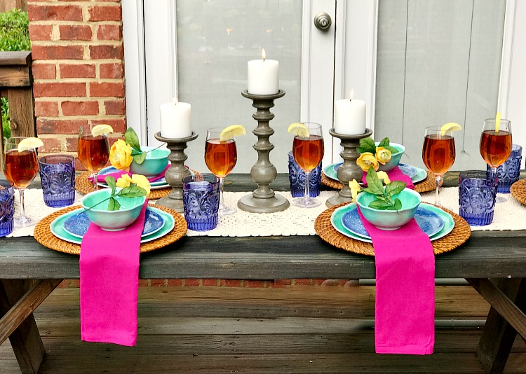 Outdoor Decor and Outdoor Dining 9