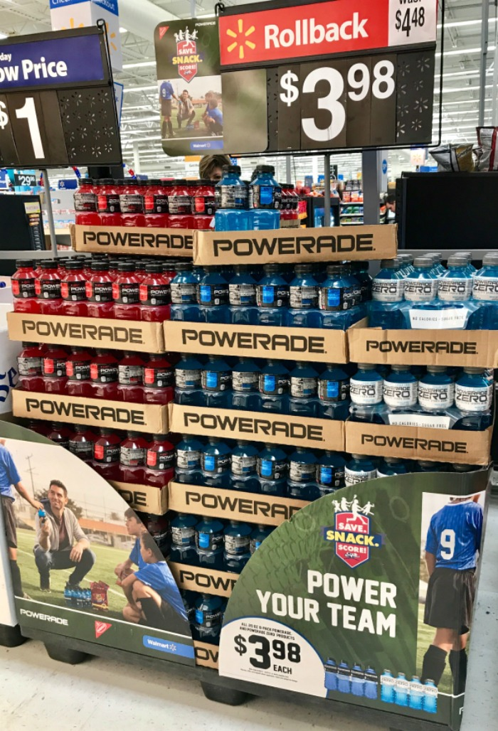 oupon neck hanger on POWERADE® (8pk 20oz): Save $1.50 on NABISCO 20-pack Multipack coupon sticker on boxes of Nabisco snack packs : Savings of .75 when you purchase a 12-pack or larger NABISCO Multipack