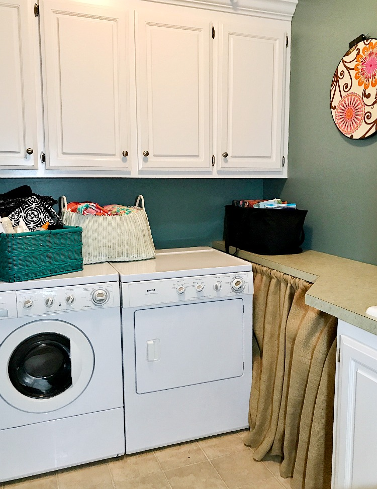 Summer Laundry Room 1