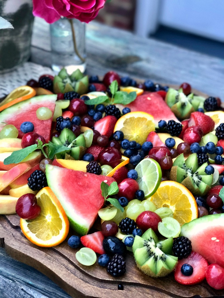 Fruit Salad Tray 2