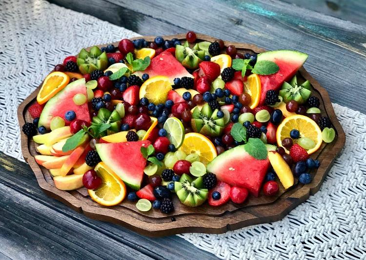 Fruit Salad Tray 4