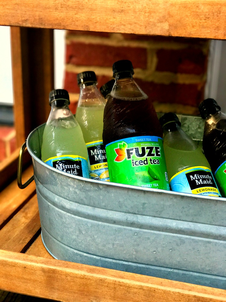 Fuze and Minute Maid