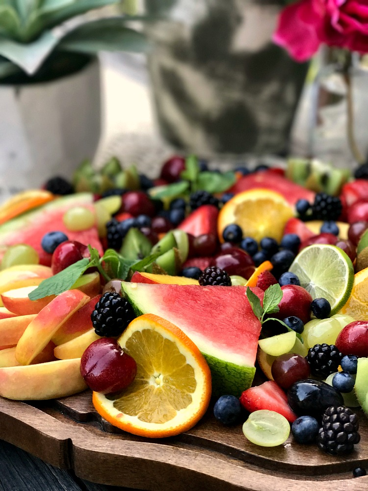 fruit salad tray 8