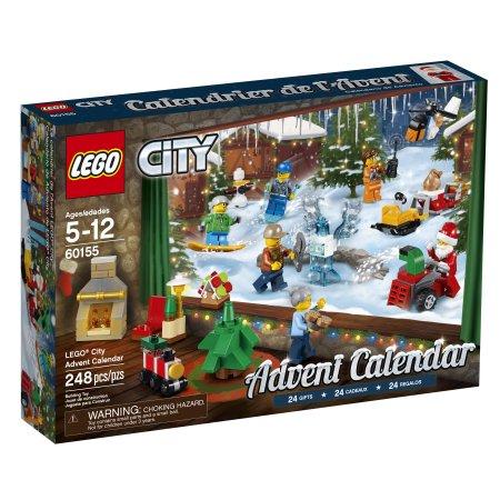 Lego City 2017 Advent Calendar