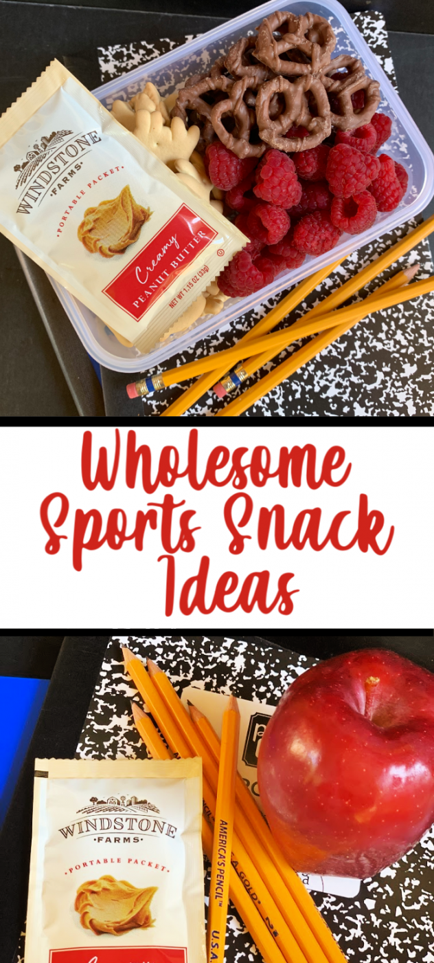 Healthy Sports Snack Ideas for Student Athletes