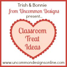 Classroom Valentine Treat Ideas ... #ValentineHOA