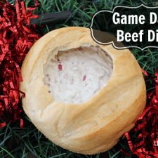 Game Day Beef Dip... the Perfect Football Food