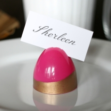 Last Minute Easter Placecard Ideas from Parties for Pennies