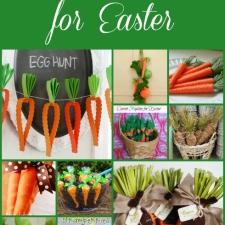 10 Carrot Ideas for Easter