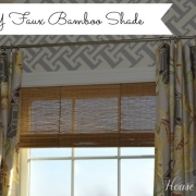 Bamboo Shades from Placemats