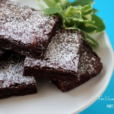 One Pot Mint Brownies