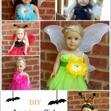 6 DIY Halloween Costumes for American Girl Dolls