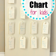 Kids Job Chart