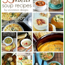 35 Winter Soup Recipes