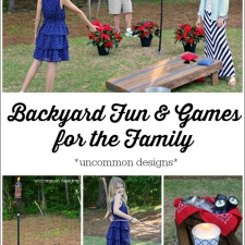 Backyard Games for the Family