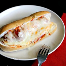 A Delicious Meatball Sub Sandwich Recipe