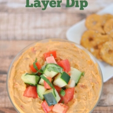 Mediterranean Layer Dip Recipe