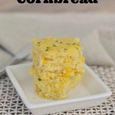 Creamy Cornbread Recipe