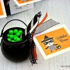 Witches Brew Halloween Treats