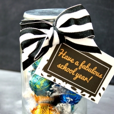 Have a Fabulous School Year Printable Tags