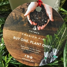 Decorating for the Senses and a Cause with Thymes