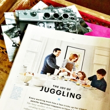 The Joy in Juggling and a Free Meal Planner
