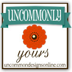 Uncommonly Yours Link Party {56}