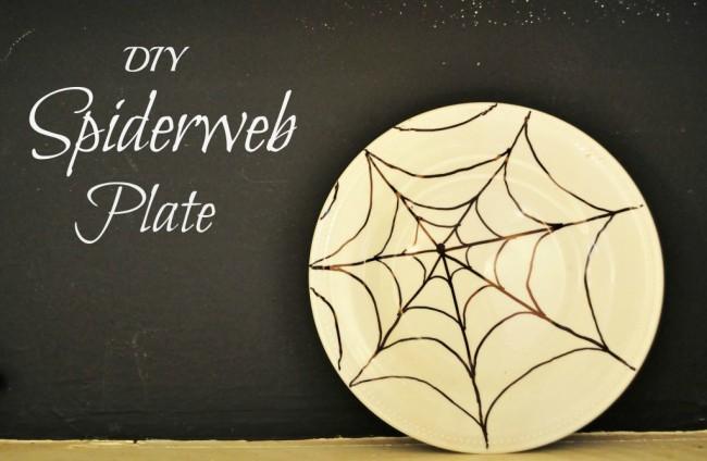 easy-decor-spiderweb-plate