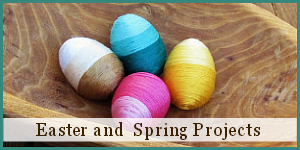 Easter and Spring Projects from Uncommon Designs