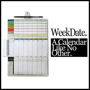 Sponsor Spotlight:  WeekDate… a Review and Giveaway