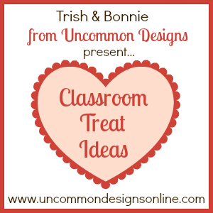 Classroom Valentine Treat Ideas … #ValentineHOA