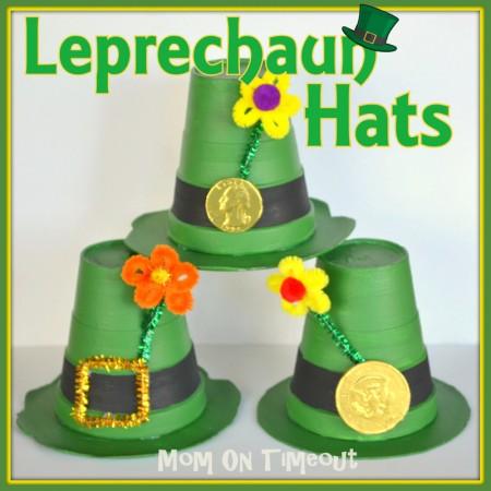 St.Patrick's day- Hats