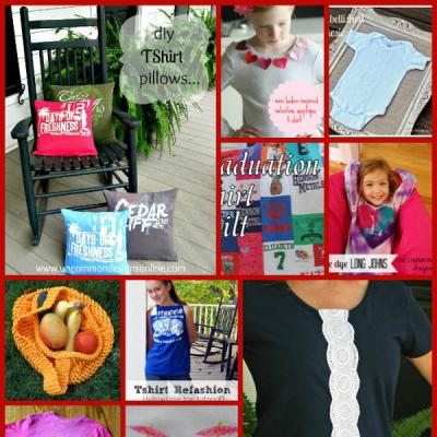 10 Ideas for Tshirts