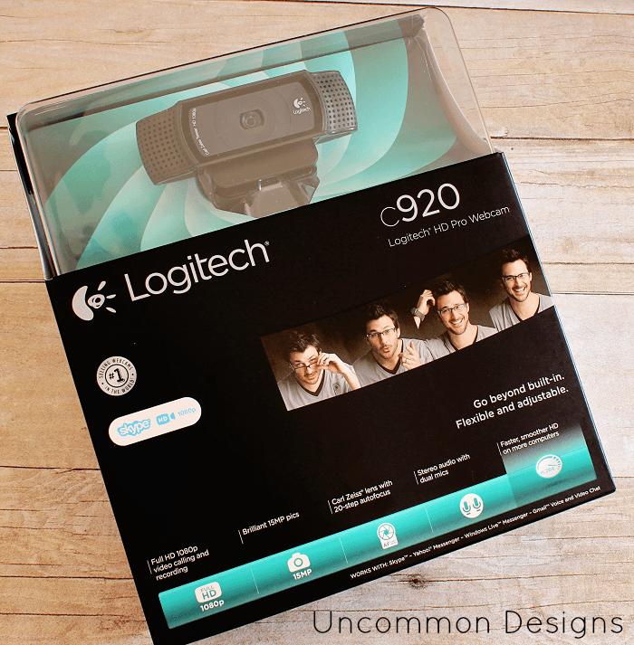 Logitech Pro Webcam