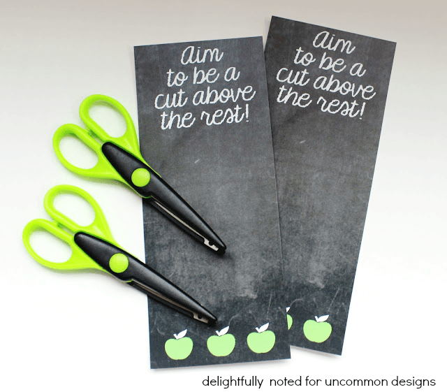 free printable back to school