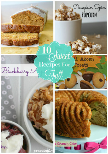 10 Recipes for Fall