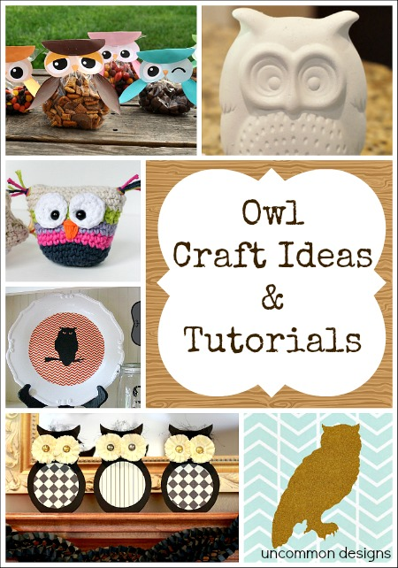 owl craft ideas