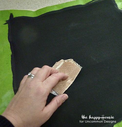 DIY_Chlakboard_Drop_Cloth_Pillow