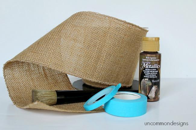 burlap-utensil-holder-supplies