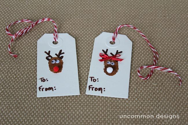 Thumbprint_art_reindeer