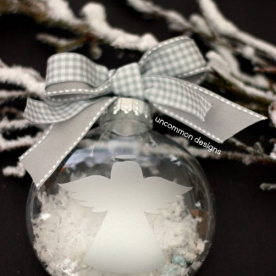 Silhouette Angel Ornament and Black Friday Silhouette Deals